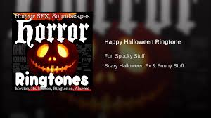happy halloween ringtone youtube