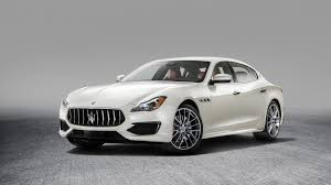 matte maserati quattroporte maserati quattroporte undergoes restyling for mid life cycle