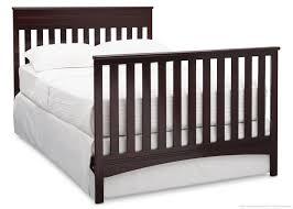 Baby Crib Side Bed Fabio 4 In 1 Crib Delta Children