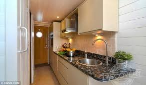 fitted kitchen design ideas endearing fitted kitchens for small spaces by decorating