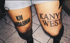 kim kardashian gives approval to super fan who has huge tattoos of