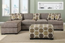 Modern Microfiber Sectional Sofas by Couch With Chaise