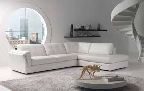 White Modern Rug by Astonishing L Shaped Sofa Design For Living Room Feature White