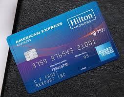 amex hilton aspire credit card upcoming new card gives hilton