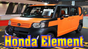 When Are New Car Models Released 2018 Honda Element 2018 Honda Element Review 2018 Honda