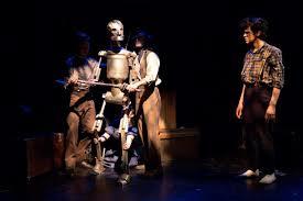 The Woodsman Company Play Explores Tin Man U0027s Backstory U2013 Washington Square News