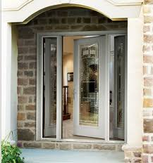 Vented Exterior Door Therma Tru Vented Sidelights More Than A Sidelite With Hinges
