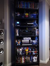 Diy Audio Equipment Rack Leov36 U0027s Home Theater Gallery My Evolving Home Theater 23 Photos