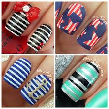 nails by jema my striping tape routine