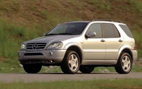 mercedes suv used used 2000 mercedes ml55 amg suv pricing for sale edmunds