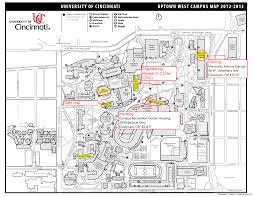 Ohio University Campus Map by University Of Cincinnati Research Experience For Undergraduates