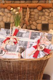 gift basket wrapping paper my sweet how to make custom photo wrapping paper