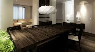 Modern Wood Dining Room Table Emejing Contemporary Wood Dining Tables Ideas Liltigertoo