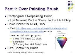 1 cs 248 assignment 1 paint program cs248 help session 1 ethan