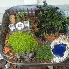 easy fairy gardens anyone can do flea market gardening