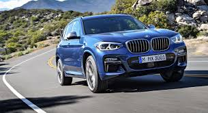 2018 bmw x3 revealed australian launch expected for next year