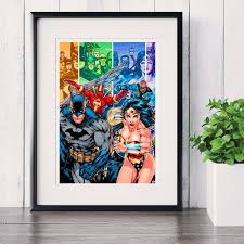 online buy wholesale comic frame posters from china comic frame