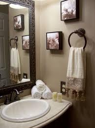 Guest Bathroom Design Ideas Decorating Bathrooms 18 Plush Design Neutral Guest Bathroom
