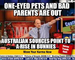 Bad Father Meme - one eyed pets and bad parents are out mad karma meme on memegen