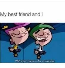 Funny Friends Meme - w0lfieee funny pinterest bff humor and memes