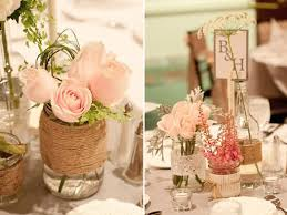 jar decorations for weddings cool ideas for decorating jars for wedding 69 on table