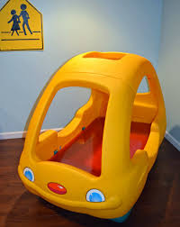 step 2 toddler bed yellow car ktactical decoration