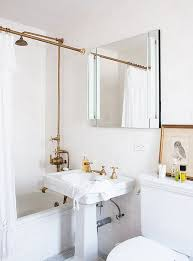 Bathroom Gorgeous Length Of Standard by 6 Gorgeous Small Bathroom Ideas One Kings Lane