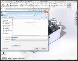 how to export a model from solidworks to google sketchup