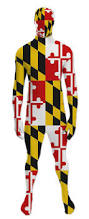 Flag Suit Maryland Flag Body Suit From Route One Apparel Epic Wishlist