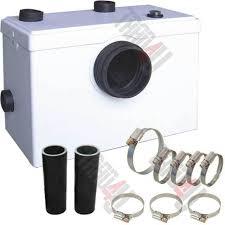 kitchen sink macerator macerator 600w sanitary pump 3 in 1 toilet waste ebay