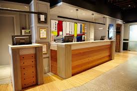 Reception Desks Sydney Timber Reception Desks And Counters Custom Made By Aspen
