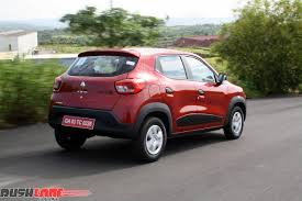 renault kwid black colour renault kwid bookings cross 25 000 in 12 days