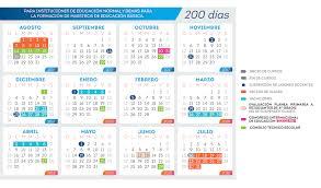 Calendario Diciembre 2018 Calendario Escolar 2017 2018 Gobierno Estado De Guanajuato