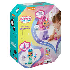 shimmer and shine wish and spin shimmer walmart com