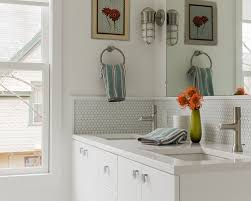 bathroom backsplash ideas and pictures bathroom backsplash lightandwiregallery