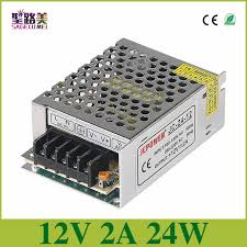 12 volt transformer for led lights free shipping ac110 220v to dc 12volt 2 regulated switching