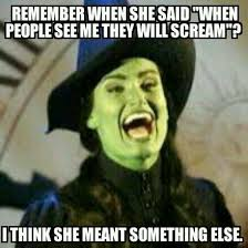 Wicked The Musical Memes - 80 best wicked images on pinterest musical theatre musicals