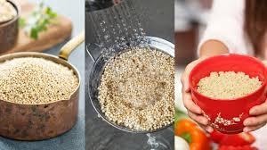 comment cuisiner le quinoa recettes de la salade de quinoa