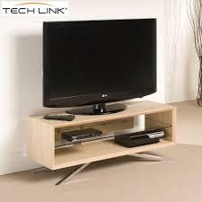 light wood tv stand techlink aa110lw arena light wood tv stand 406090