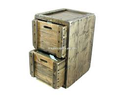 distressed wood file cabinet cool wooden cabinet on wood filing cabinet 2 drawer ideas office