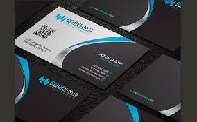 Business Card Logos And Designs 70 Corporate U0026 Creative Business Card Mockups Design Shack