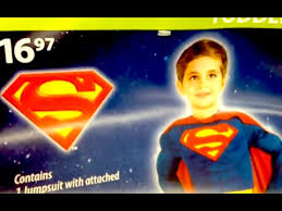 Halloween Costume Cape Superman Halloween Costume Cape Product Review