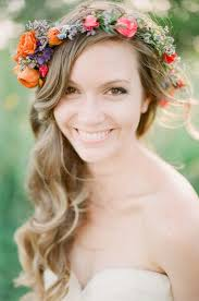 getting fullness on the hair crown 1000 images about flower crown on pinterest