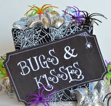 Halloween Gift Baskets Adults by Halloween Printable Bugs And Kisses U Create