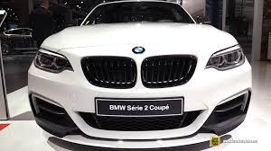 Bmw M2 2014 2015 Bmw 2 Series Coupe M235i Exterior And Interior Walkaround