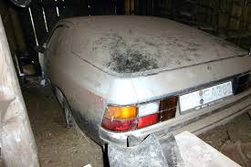 porsche 924 interior scheunenfund 1977 porsche 924