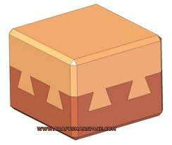 Free Wood Box Plans by Impossible Dovetail Joint Puzzle Plans