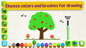 mini artist drawing for kids android apps on google play