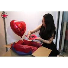 send a balloon send your experience gift with heart balloon spoilt experience gifts
