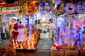 decorations for sale christmas decorations for sale seoul south korea photo